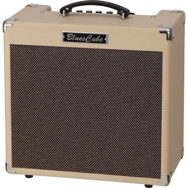 ROLAND Blues Cube Hot Vintage Blonde BC-HOT-VB ギターアンプ|chuya-online