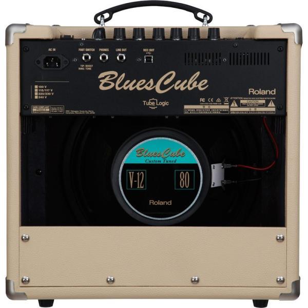 ROLAND Blues Cube Hot Vintage Blonde BC-HOT-VB ギターアンプ|chuya-online|04