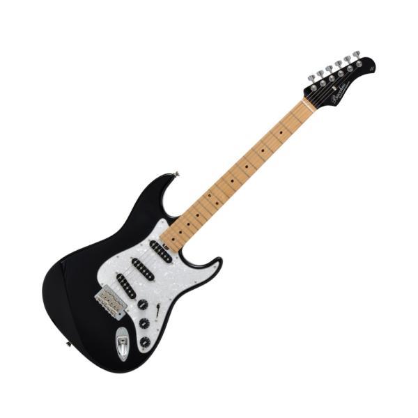 BACCHUS G-PLAYER PLD/M BLK-MH エレキギター|chuya-online