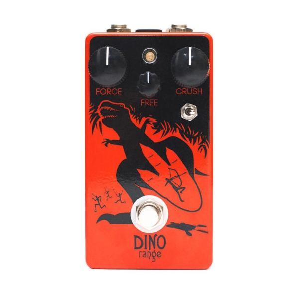JONNY ROCK GEAR Dino Range ギターエフェクター
