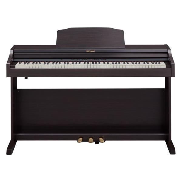 Roland RP501R-CRS Digital Piano クラシックローズウッド調仕上げ デジタルピアノ 専用高低自在椅子付き 【組立設置無料サービス中】 chuya-online 05