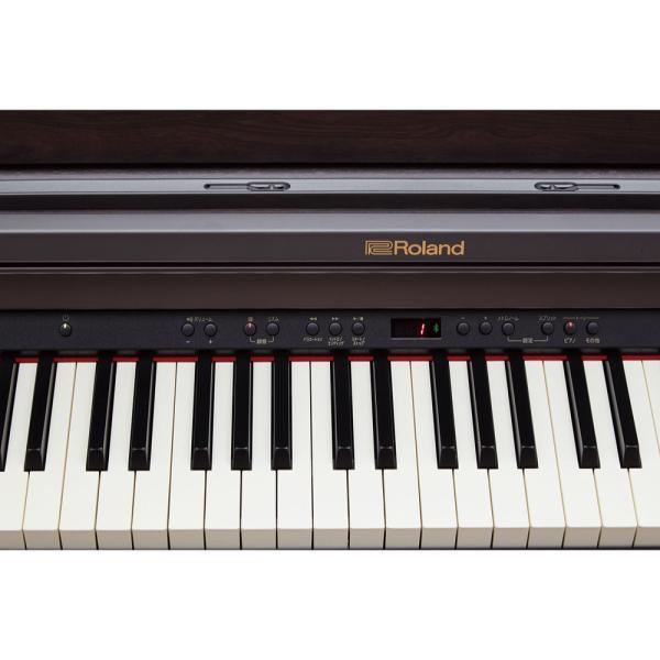 Roland RP501R-CRS Digital Piano クラシックローズウッド調仕上げ デジタルピアノ 専用高低自在椅子付き 【組立設置無料サービス中】 chuya-online 06