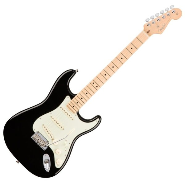 Fender American Professional Stratocaster BLK MN エレキギター