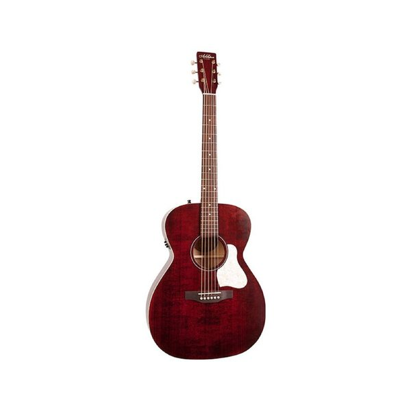 Art&Lutherie Legacy Tennessee Red Q1T エレクトリックアコースティックギター