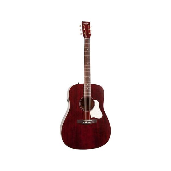 Art&Lutherie Americana Tennessee Red Q1T エレクトリックアコースティックギター