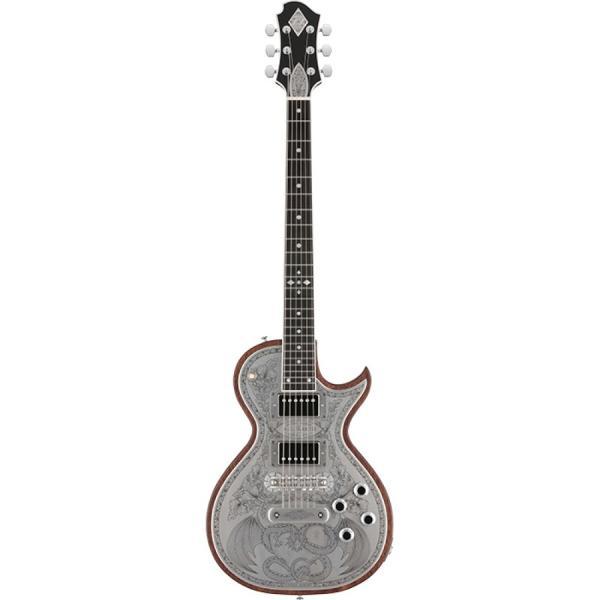 ZEMAITIS CS24MF DRAGON & HEART Natural エレキギター