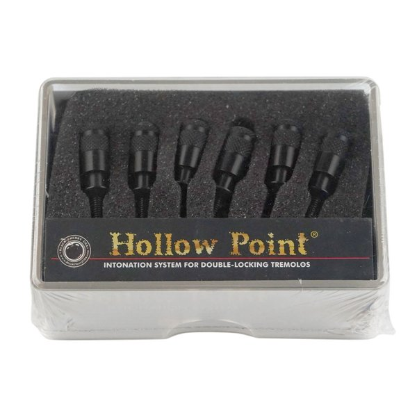 ALLPARTS BRIDGE 6056 Black Cherry USA Hollow Point Intonation System フロイドローズ用イントネーションシステム