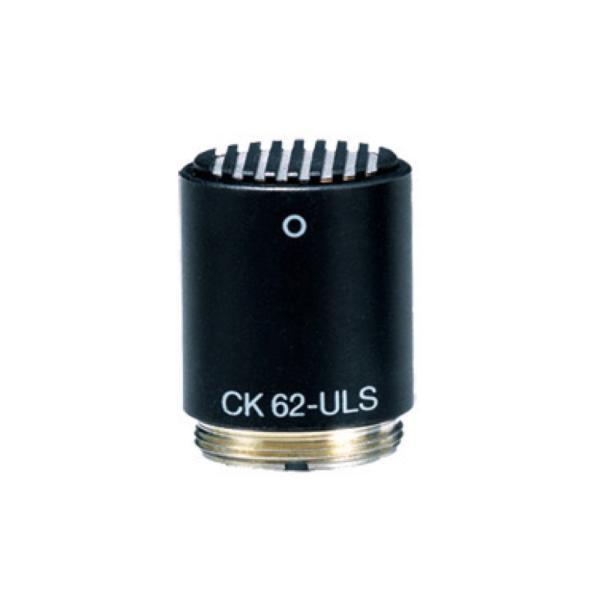 AKG CK62 ULS コンデンサーマイク用カプセル