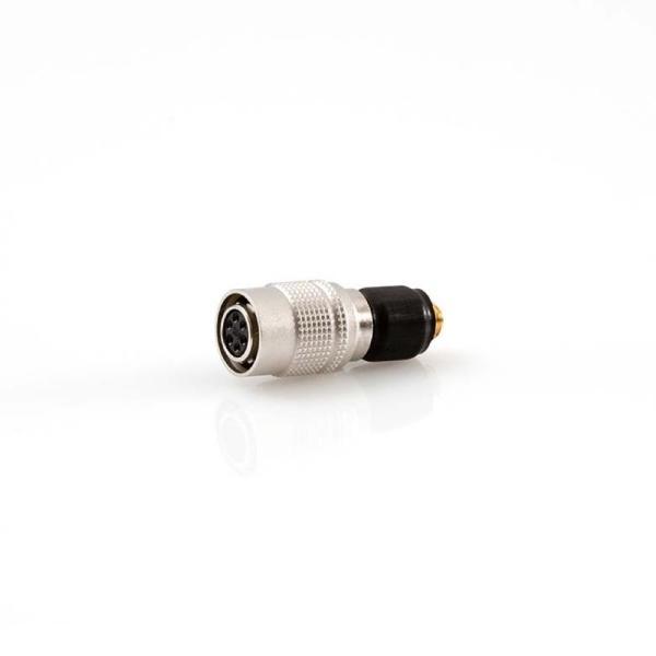 DPA DAD6009 変換アダプター MicroDot to 6pin Hirose