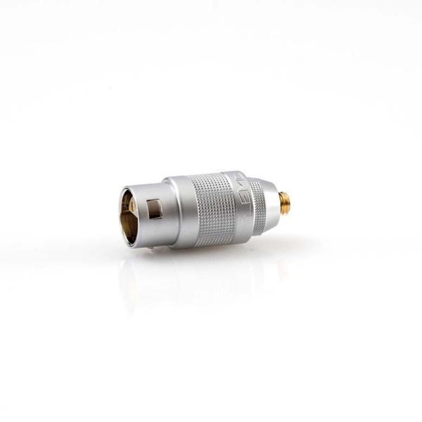 DPA DAD6004 変換アダプター MicroDot to 6-pin Lemo