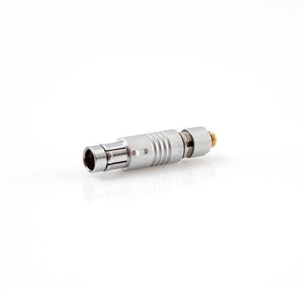 DPA DAD6018 変換アダプター MicroDot to 3pin-Fischer