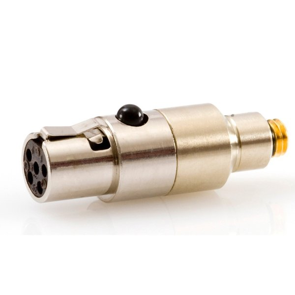 DPA DAD6021 変換アダプター MicroDot to TA5F Switchcraft