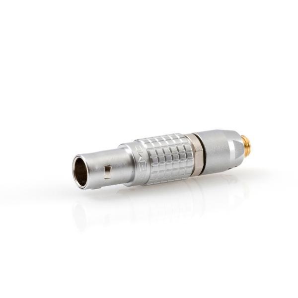 DPA DAD6032 変換アダプター MicroDot to TA4F Switchcraft