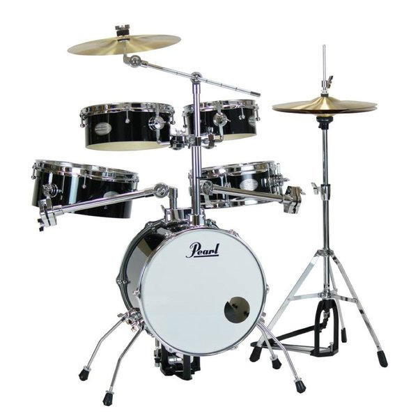 Pearl RT-645N/C #31 Rhythm Traveler Version.3S ジェットブラック