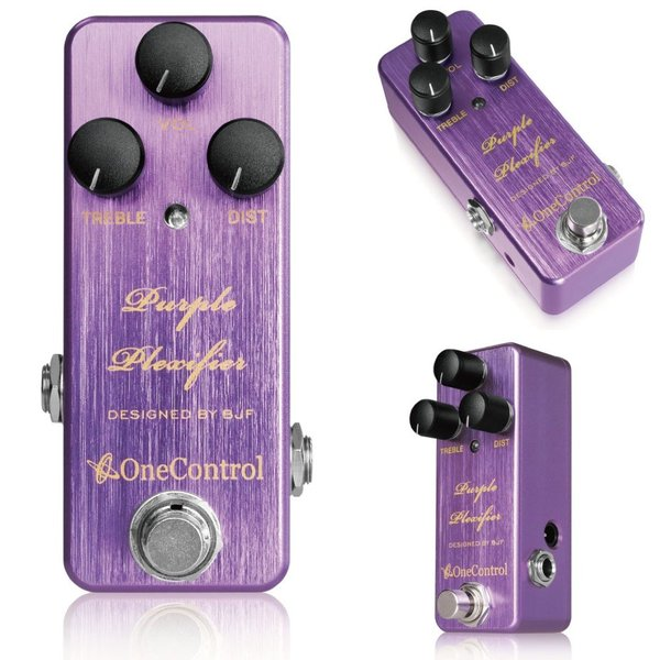 One Control Purple Plexifier ディストーション