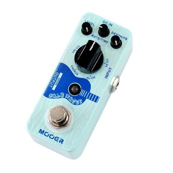 Mooer Baby Water アコースティック用コーラス ディレ ギターエフェクター