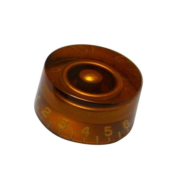 Montreux Inch Speed Knob Amber No.1361 ギターパーツ