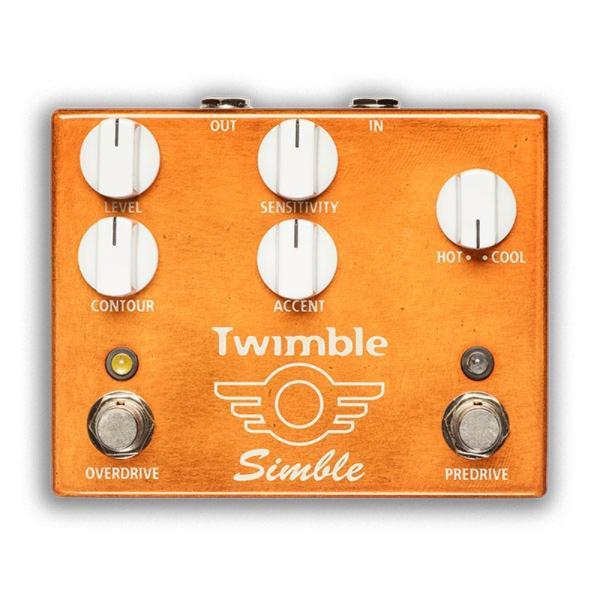 mad professor twimble fac ダンブル系オーバードライブ ギター