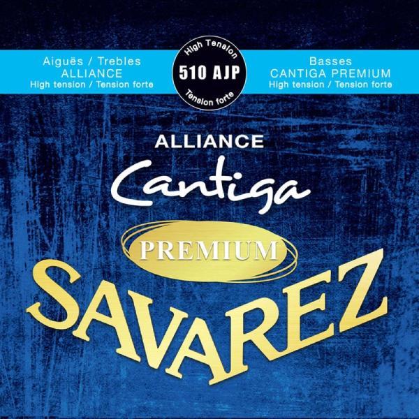 SAVAREZ510AJPHightensionALLIANCE/CantigaPREMIUMクラシックギター弦