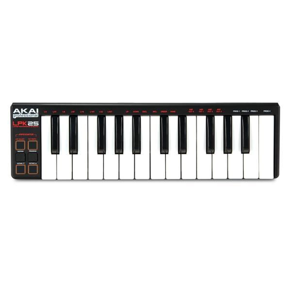 AKAI Professional LPK25 USB/MIDIコントローラー