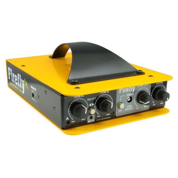 Radial Firefly 真空管搭載 アクティブDIボックス