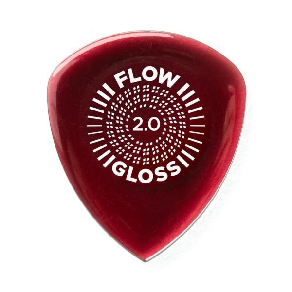 JIMDUNLOP550R200FLOWGLOSS2.0ギターピック