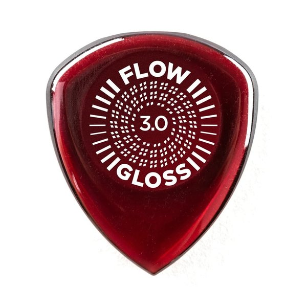 JIMDUNLOP550R300FLOWGLOSS3.0ギターピック