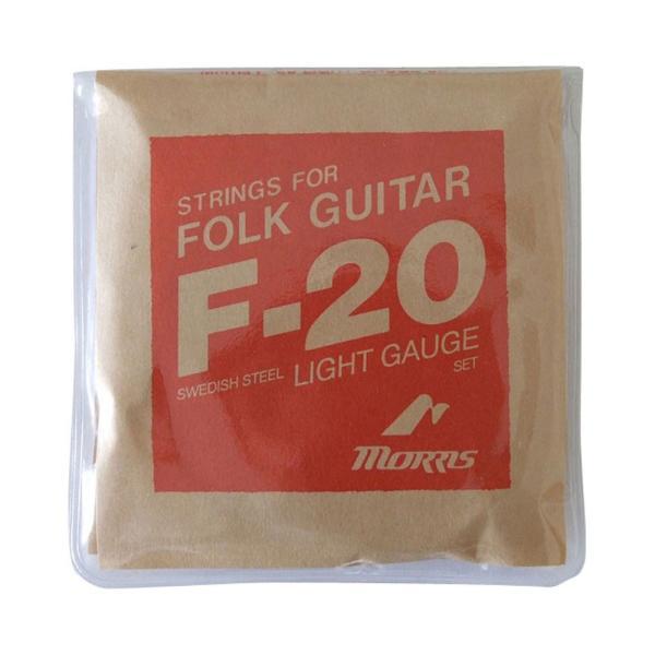 MORRIS F20L アコースティックギター弦