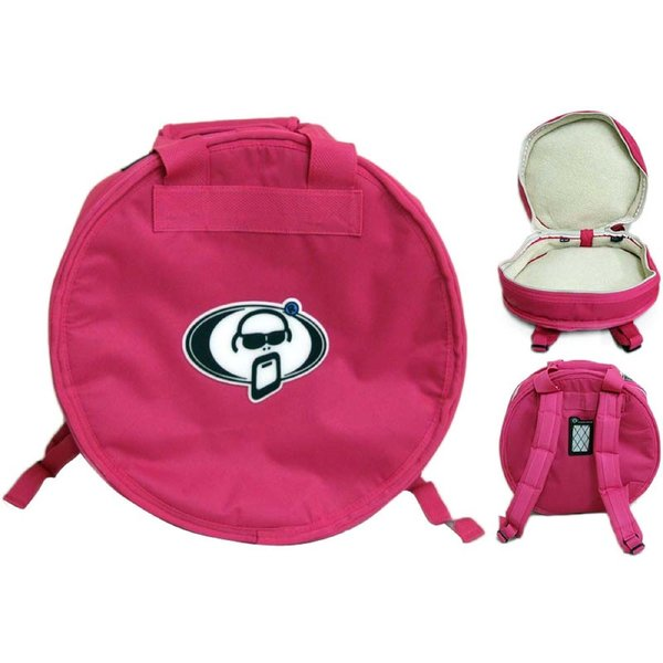 PROTECTION racket 3011R-05 PINK リュックタイプスネアケース|chuya-online