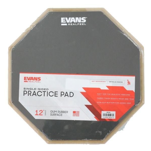 EVANS RF12G ドラム練習パッド|chuya-online