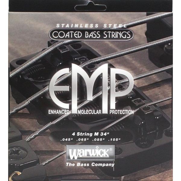 WARWICK 38200 EMP 4-string Set M 045-105 ベース弦|chuya-online
