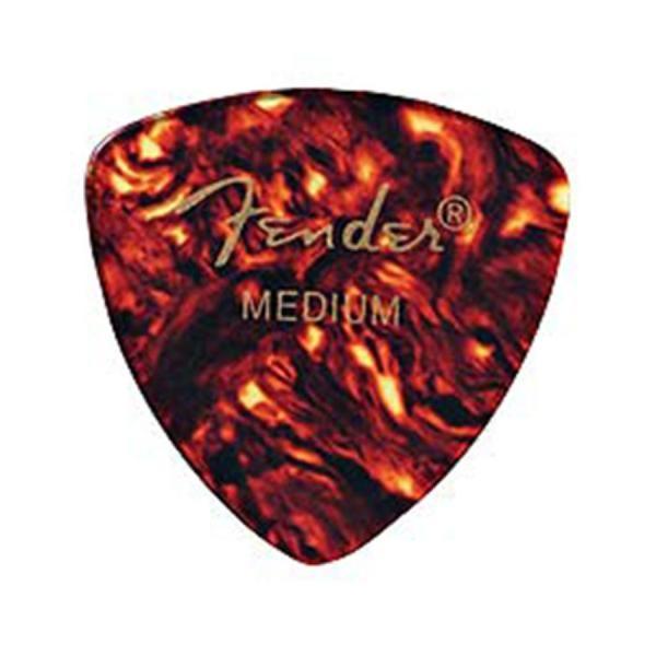Fender346ShapePicksShellMediumピック×12枚