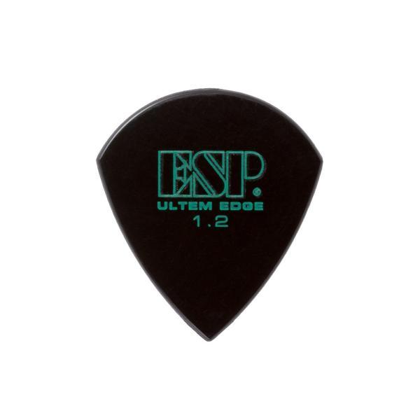 ESP PJ-UE12 ULTEM EDGE 1.2mm ギターピック×10枚