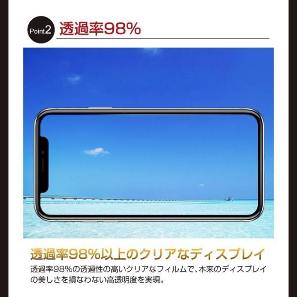 iPhone iPhone8 iPhone7 plus iPhoneXR iPhoneXS Max ガラスフィルム 硬度9H レビューを書いて追跡なしメール便送料無料可|cincshop|05
