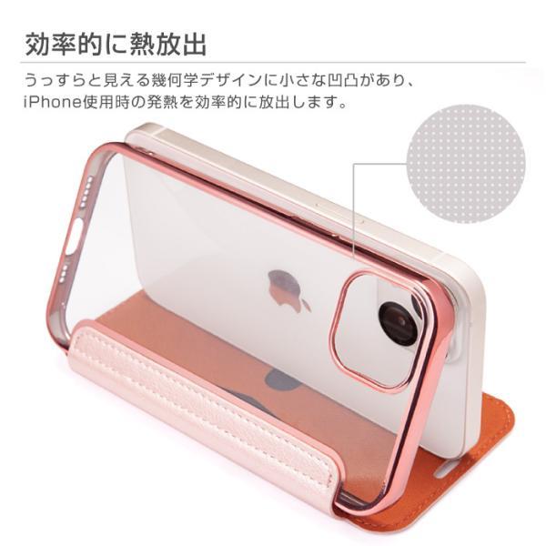 iPhone ケース 手帳型 iPhone8 iPhone7 plus iPhone XR XS Max クリア スマホケース iPhone8ケース iPhone6s iPhoneSE|cincshop|05