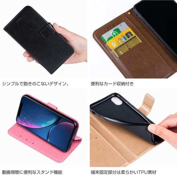 スマホケース 手帳型 iPhone8 iPhone7 plus iPhone XR iPhone XS Max スマホケース レザー iPhone6s|cincshop|02