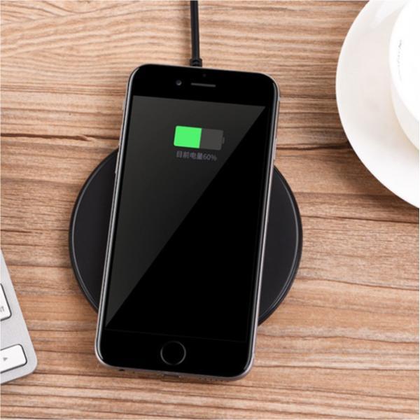 ワイヤレス充電器 Qi iPhone8 iPhoneX 対応  置くだけ充電 ワイヤレスチャージャー 充電器 スマホ レビューを書いて追跡なしメール便送料無料可 cincshop 08