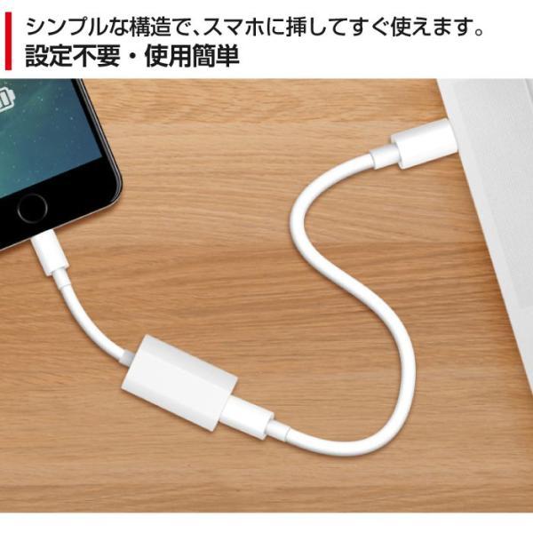 iPhoneX iPhone8 iPhone8 Plus 互換 イヤホン 充電変換ケーブル 2ポート付き イヤホン 変換アダプタ レビューを書いて追跡なしメール便送料無料可 cincshop 06