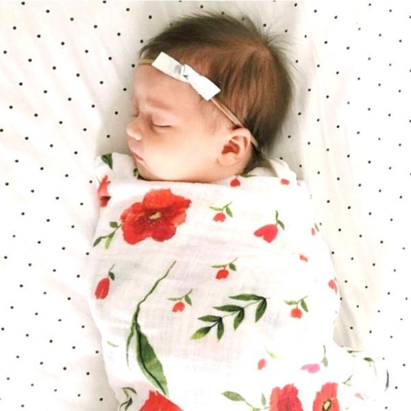 【120cm×120cm】おくるみ ガーゼ ベビーブランケット ベビー 北欧 赤ちゃん毛布 バンブーファイバー コットン レビューを書いて追跡なしメール便送料無料可|cincshop|13