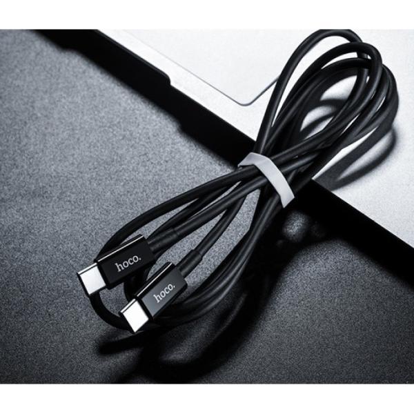 【hoco X23】TypeC-TypeC ケーブル 最大3A 急速充電 データ転送 PD Galaxy S8 / S8+ レビューを書いて追跡なしメール便送料無料可|cincshop|14