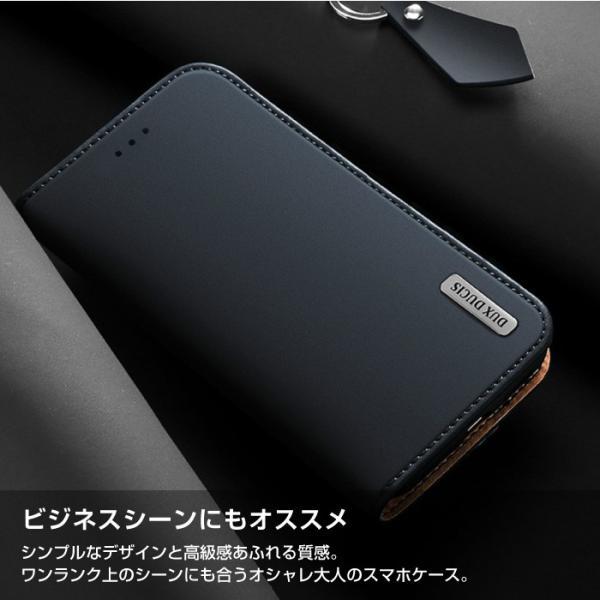 iPhoneX iPhone8 ケース 手帳型ケース 本革 牛革 レザー ベルトなし スタンド カードポケット レビューを書いて追跡なしメール便送料無料可|cincshop|11