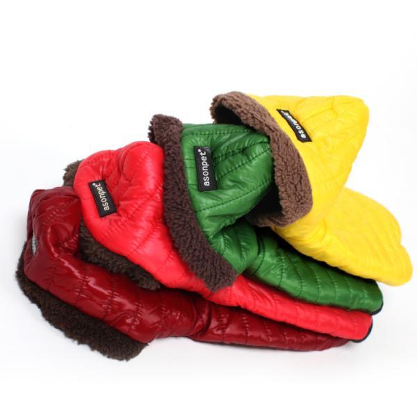 犬 パーカー ダウン風 ベスト モコモコ ふわふわ 裏起毛 犬服 犬の服 ドッグウェア 秋 冬 安い 可愛い ペット用品 cincshop 10