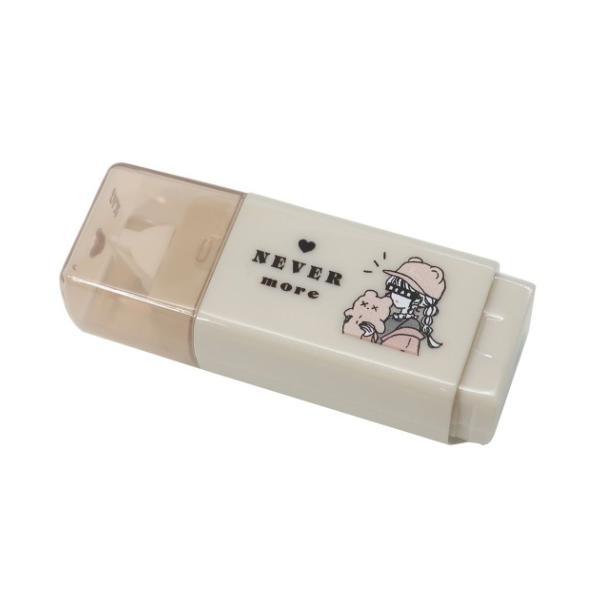 修正テープ ニコイチ 修正テープ LIKEオルチャン モカ カミオジャパン 新学期準備文具 かわいい