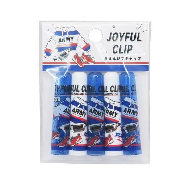 ダイスキKOREA 鉛筆キャップ えんぴつカバー 5本セット JOYFUL POP カミオジャパン 文具 韓流 グッズ