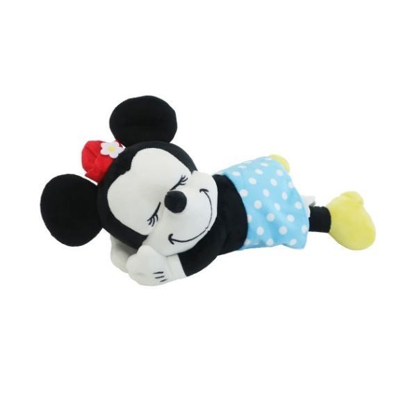 ミニーマウス ぬいぐるみクッション ミニ 添い寝 枕 ディズニー キャラクター グッズ