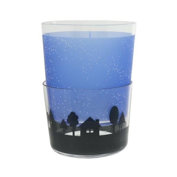 タンブラー 星空 グラスコップ & おつまみ入れ セット  グッズ おもしろ雑貨