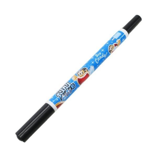 油性 黒 サインペン おやつマーケット グッズ ガリガリ君 なまえペン ソーダ サカモト 新学期 準備