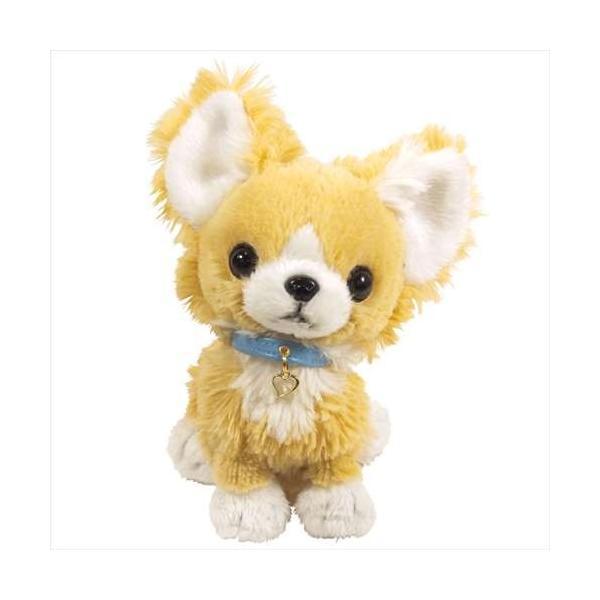 犬 PUPS! ぬいぐるみ ぬいぐるみS チワワ ベージュ キャラクター グッズ サンレモン