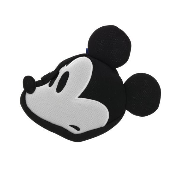 ミッキーマウス グッズ ランドリーメッシュポーチ キャラクター キャランドリン