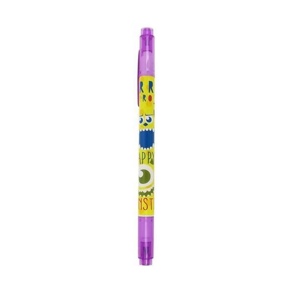 カラーペン Fancy Style ver9 ディズニー 小学生 モンスターズインク キャラクター グッズ サンスター文具